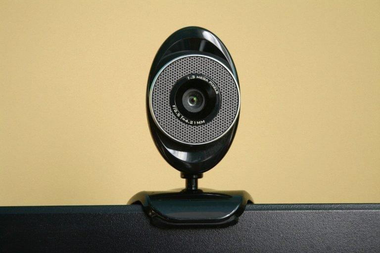 camera, webcam, computer